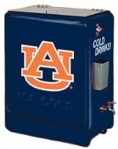 Auburn University Tigers Coola Can Refrigerator - Free Shipping